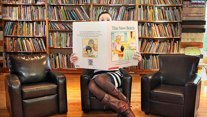 Indy Reads Books (800 block of Massachusetts Avenue) is now a world record holder.