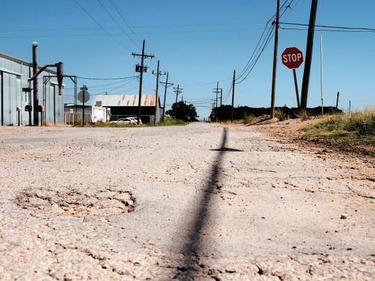 Eddy County Roads