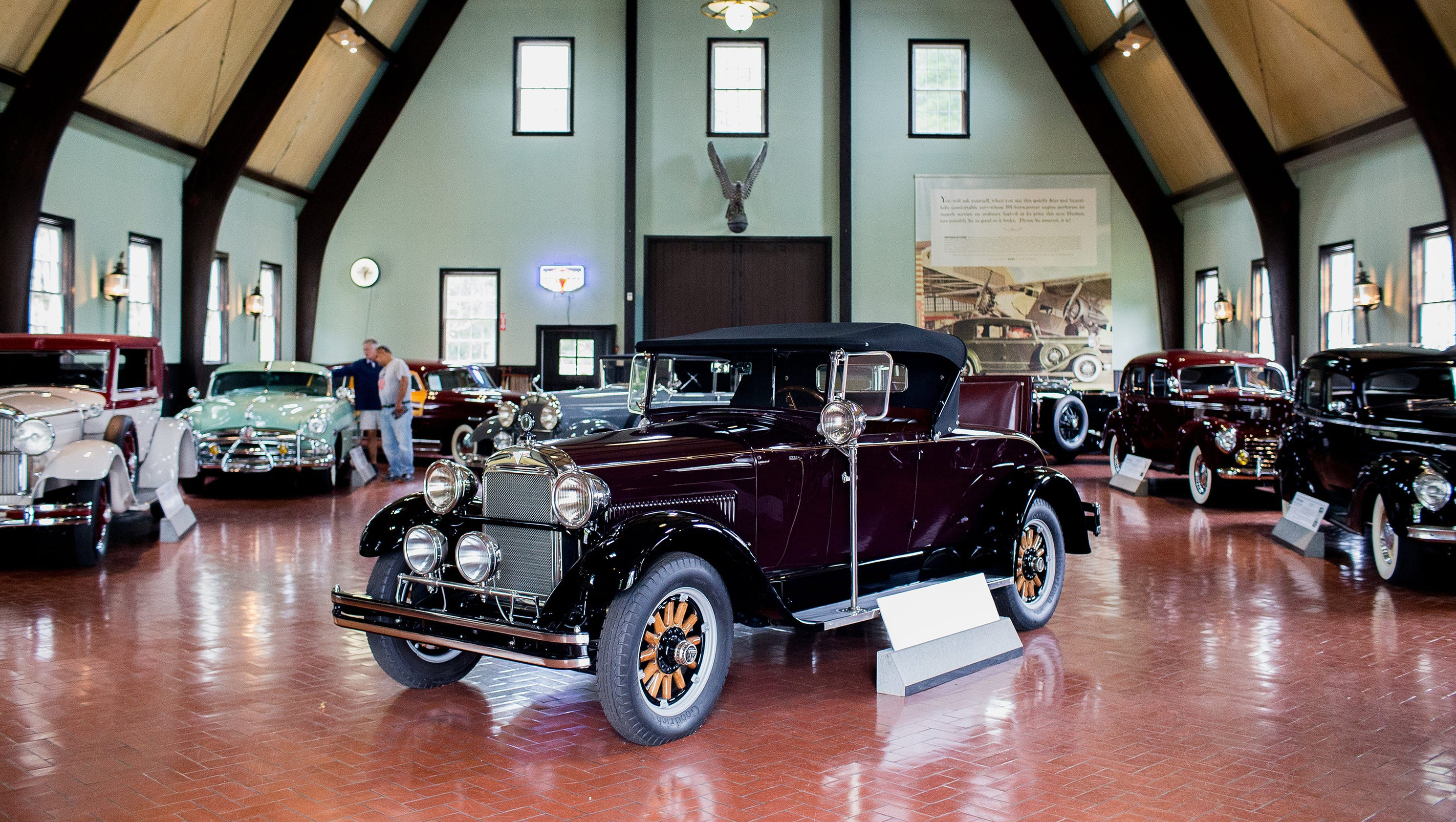 Rare cars, auto artifacts make the Gilmore Museum a great day trip