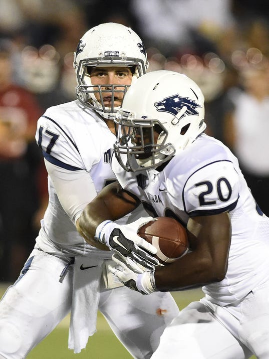 Nevada Wolf Pack 2014 Uniforms 7 6 4 4 Uni Tracker