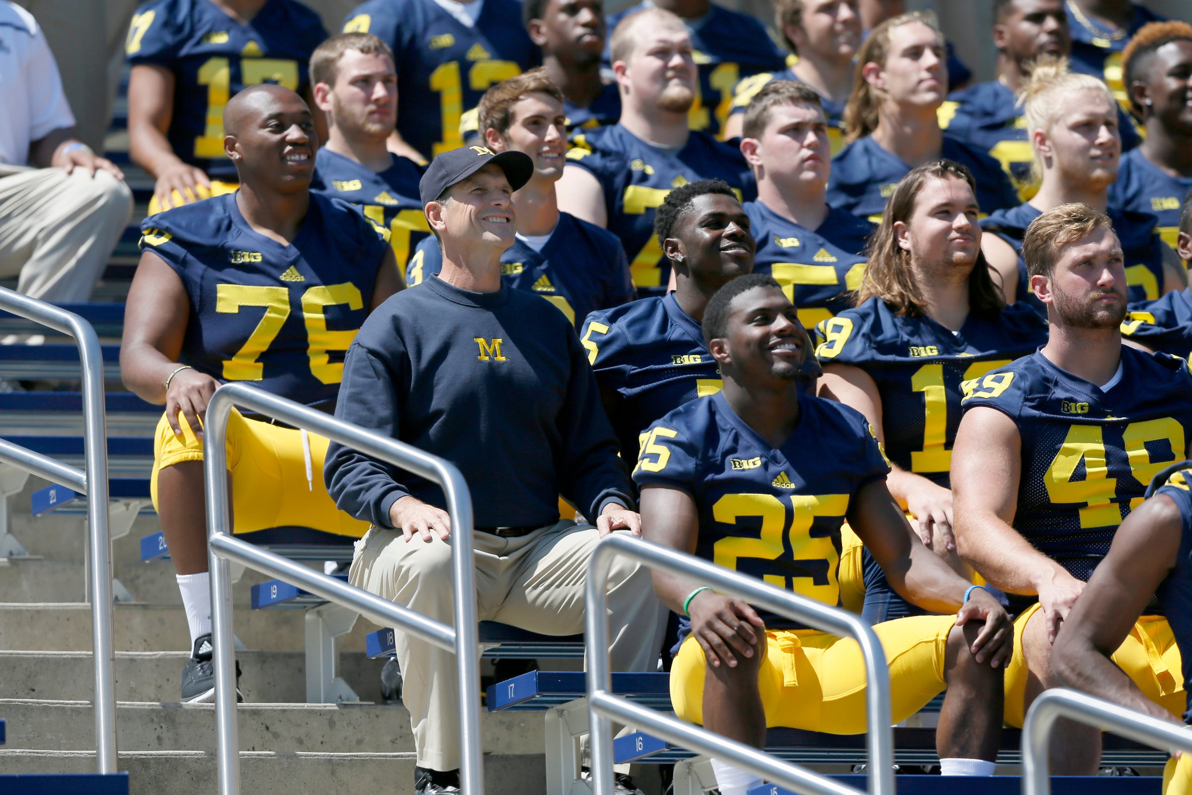 Harbaugh Mania About To Shift Into High Gear At Michigan