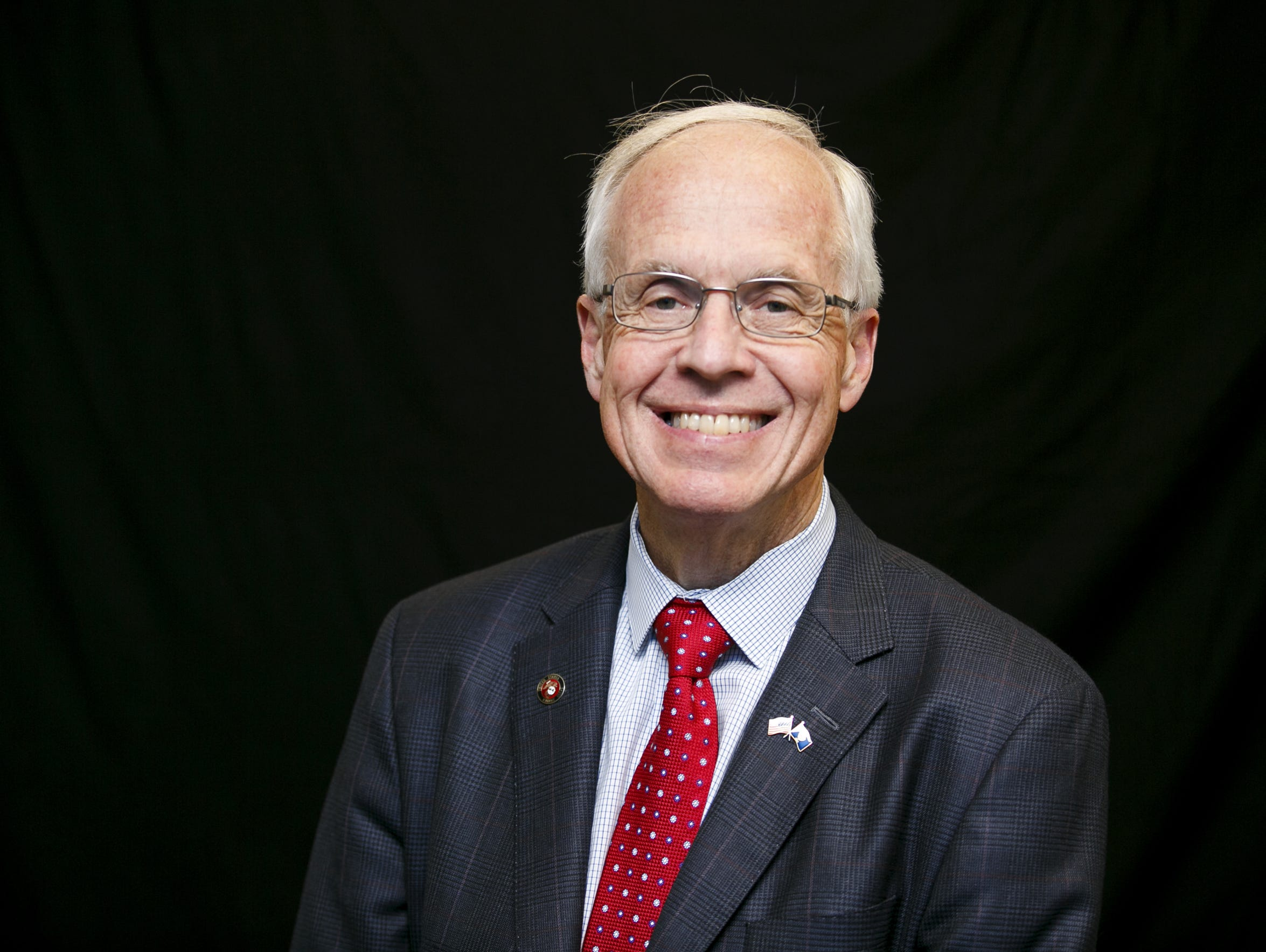 Republican governor candidate and cancer doctor William