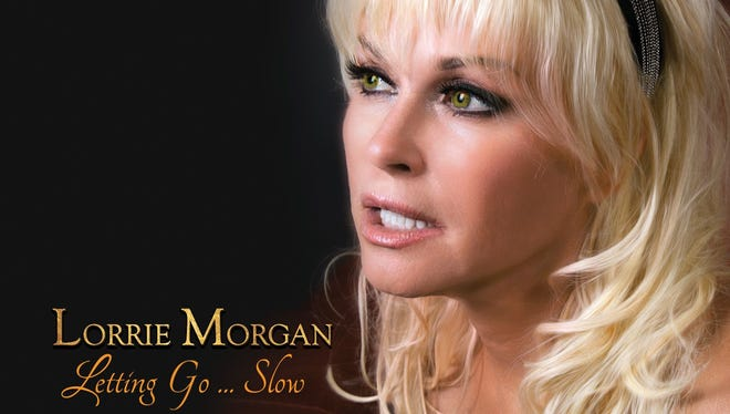 """Lorrie Morgan, one of the most successful female country musicians of our time, released """"Letting Go … Slow."""""""