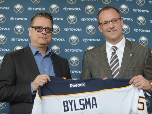 Tim Murray, Dan Bylsma