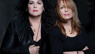 Heart will play Harrah's in February.