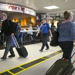 Brief power outage reported at Sky Harbor airport