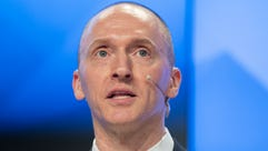 Carter Page, former foreign policy adviser to Donald