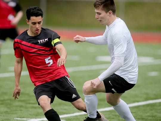 Central Kitsap's Alex Bradbury helped lead the Cougars to the Class 3A state quarterfinals this spring.