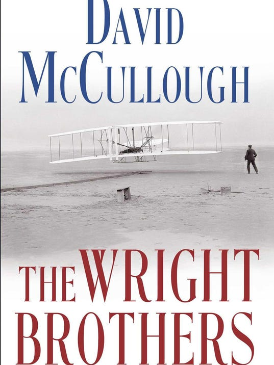 David McCullough's 'The Wright Brothers' takes flight