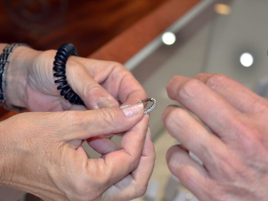 Stein Jewelry owners will miss the relationship they