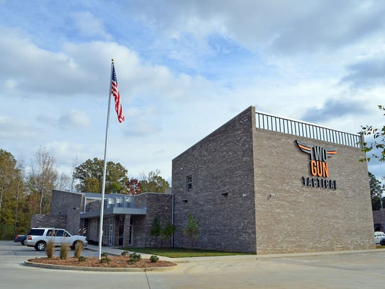 Two Gun Tactical, located at 667 Caseys Lane in Flowood, includes various types of firearms, ammunition and clothing as well as an indoor gun range.