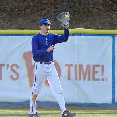 Tietjen aims for big finish, and to help UNCA baseball rise
