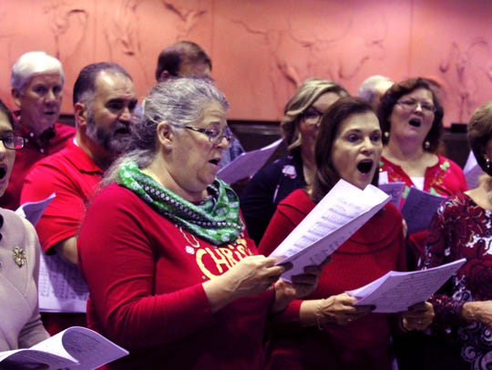 Celebration Singers have been making music for 20 years.