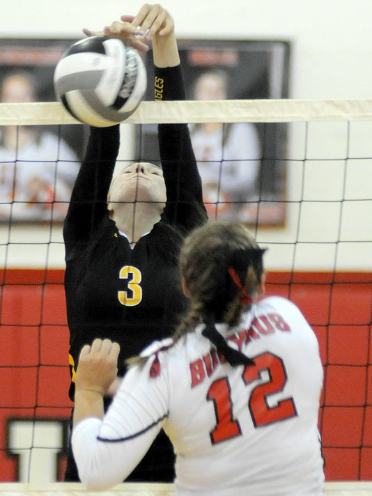 BUC 0908 Colonel Crawford at Bucyrus Volleyball 03