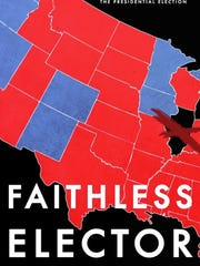 """Highland Park resident James McCrone will read from his debut novel, """"Faithless Elector,"""" 2 p.m. April 16 at Highland Park Public Library."""