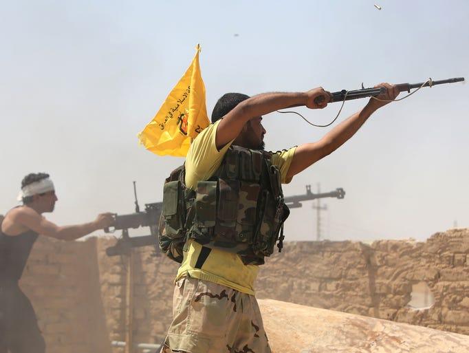 Курды и проиранские шиитские формирования в Ираке заключили соглашение о взаимодействии