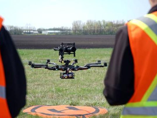 Drones Clear For Takeoff