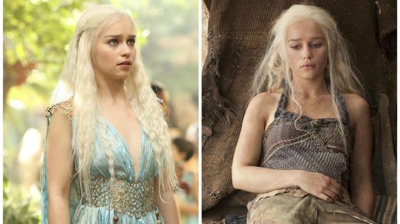 Desert Daenerys Game of Thrones