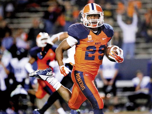 UTEP running back Aaron Jones has earned another national recognition, being named to the acclaimed Doak Walker Award preseason watch list. It is his fourth preseason honor this year.