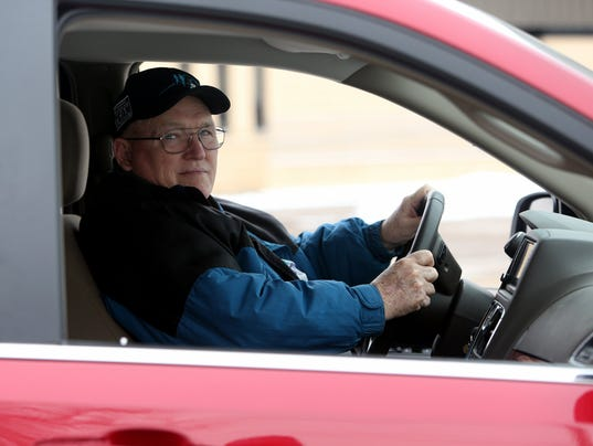 essays on old people driving