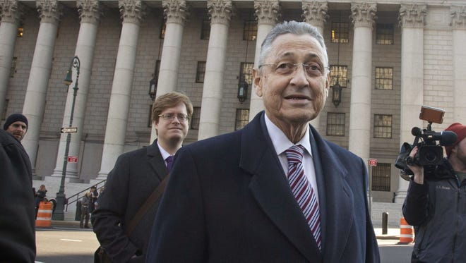 Sheldon Silver was sentenced on May 3.