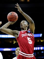 """""""It's not going to kill my pride or anything like that if I have to go to the D-League,"""" Troy Williams said at the NBA draft combine. """"I know I'll have to work even harder."""""""