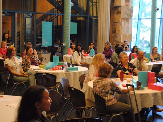 The WE Mean Business conference was held Sept. 10 at