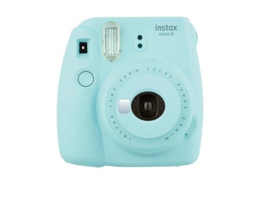 A funky Fuji Instax camera will remind them to get