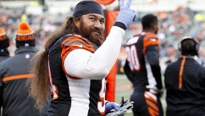 Former Cincinnati Bengals defensive tackle Domata Peko has agreed to terms with the Denver Broncos.