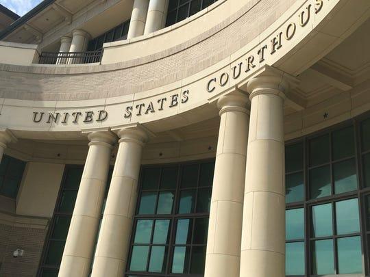 Corpus Christi federal courthouse