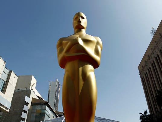 AP Oscars-Heroes