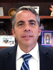 Chad Wilson is superintendent of the Apache Junction