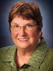 Jo Young Switzer is president, Manchester College.