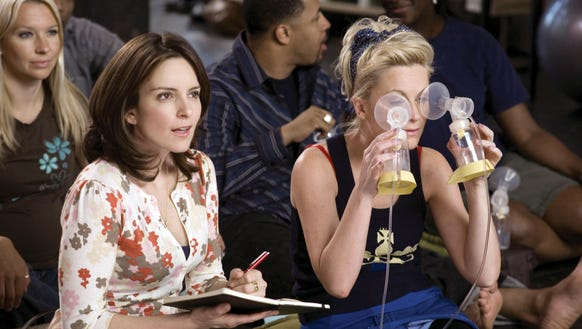 Image result for amy poehler and tina fey