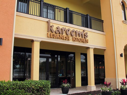 Kareem's Lebanese Kitchen is now open next to 21 Spices in Sugden Park Plaza on U.S. 41 East in East Naples.