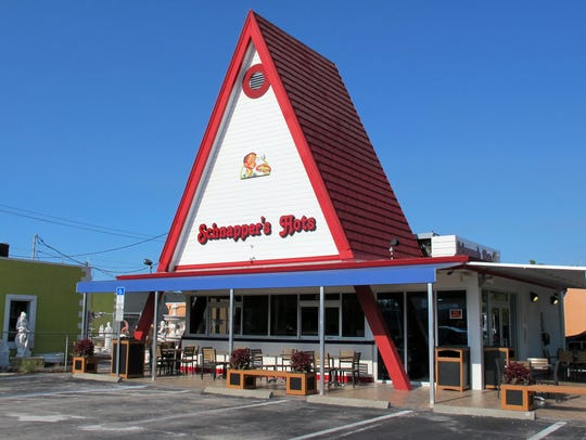 Schnapper's Hots recently opened in the decades-old