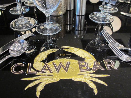 The Claw Bar opened at the end of January inside Bellasera