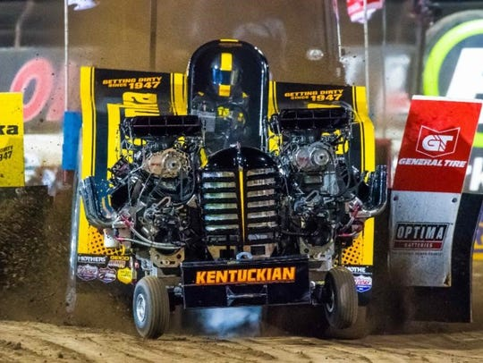 The Lucas Oil Pro Pulling Nationals return to Lucas