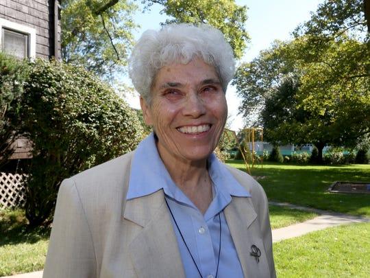 Sr. Cecilia LaPietra, of the Dominican Sisters of Sparkill