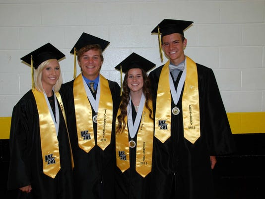Watkins Memorial Graduation 2015