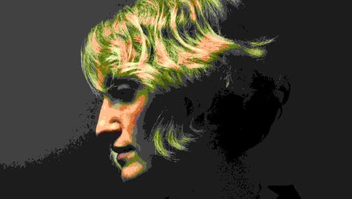 This cover image released by No Quarter Records shows the self-titled album by Joan Shelley.