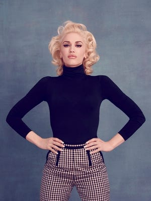 """Gwen Stefani's new album, """"This Is What the Truth Feels Like,"""" debuted at No. 1 in March on the Billboard 200 album chart."""