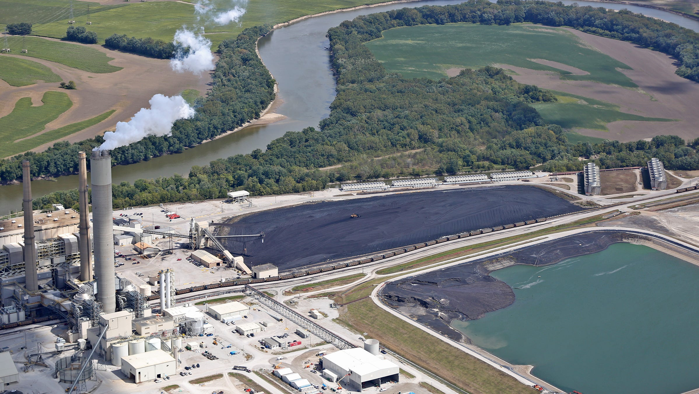 Coal Ash Puts Arsenic Lead And Radium In Groundwater New Data Confirms