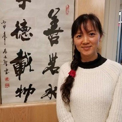 Vol State Chinese professor shares culture with Gallatin