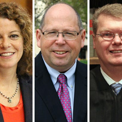 State Supreme Court race heads Tuesday primary elections