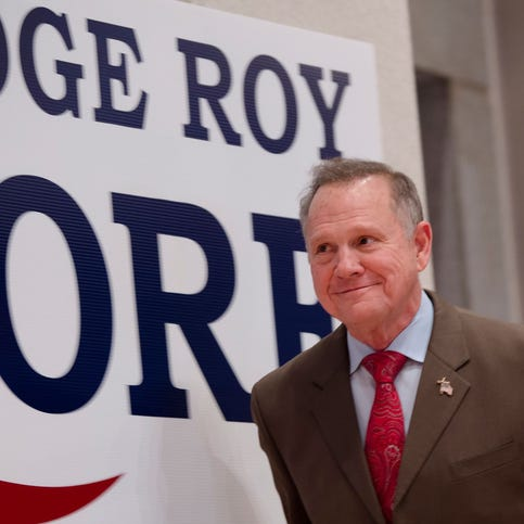 Beyond Roy Moore? GOP's association with odious ideas doesn't stop with Alabama Senate