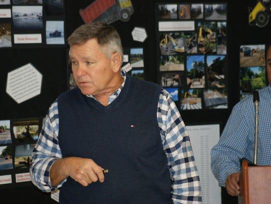 Sandusky County Engineer Jim Moyer said he opposes