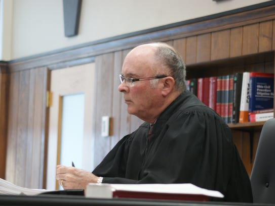 Sandusky County Common Pleas Court Judge John Dewey