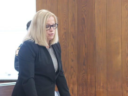 Defense attorney Jane Roman of Toledo was granted a