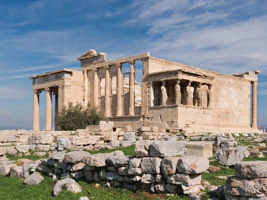 Explore the cradle of Western civilization with an